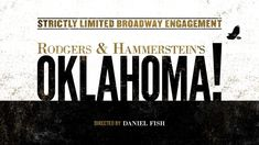 Coming to Broadway | Rodgers & Hammerstein's OKLAHOMA! - YouTube