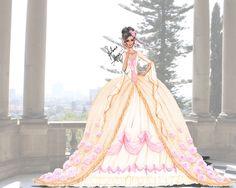 Love Bride by frozen-winter-prince. fashion design, sketches