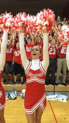 #phs_wire homecoming pep rally Friday in the gymnasium!