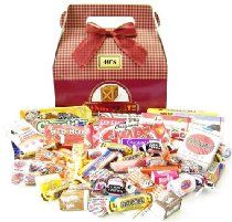 Candy Crate 1940's Retro Candy Gift Box From Candy Crate  http://holiday-unique-gift-ideas.blogspot.com/2013/12/holiday-gift-baskets-best-holiday-gifts.html #Holiday_Gift_Baskets #Holiday_Gift_Ideas #Holiday #Gift