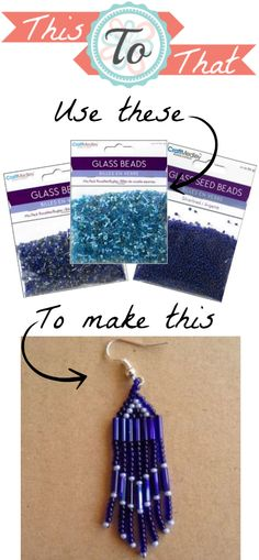 Blitsy Crafts: This To That: Multicraft Beads