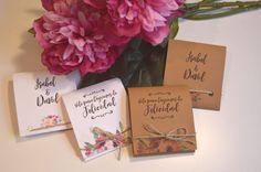 Imprimible y tutorial para lagrimas de felicidad en bodas