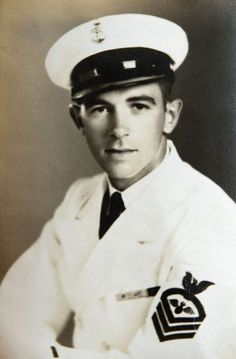 Chief Petty Officer Edward Wartzleff was one of only 335 survivors of the USS Arizona which sunk after exploding during the attack on Pearl Harbor, Dec. 7, 1941. 1177 crew members perished. Mr. Wartzleff died on Sept. 10, 2013 at the age of 96.