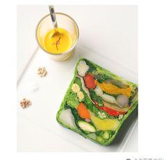 vegetables terrine