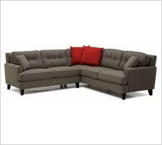 Palliser Barbara 77575 Sectional | Palliser Furniture