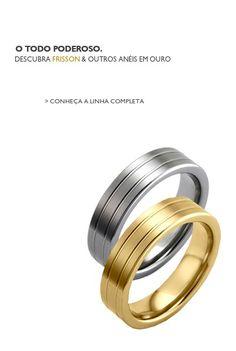 Descubra Frisson, a nova coleção de aneis da Verse: www.verse-joaillerie.com.br