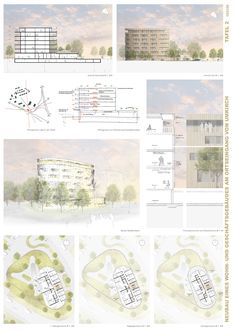 Concept Architecture, Residential Architecture, Presentation Boards, Merida, Planer, Oregon, Layouts, Interior, Illustration