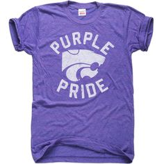 K-STATE PURPLE PRIDE