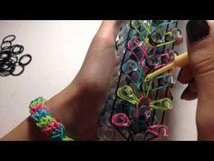 *NEW*! Arrowhead rainbow loom bracelet
