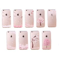 Sakura iPhone Cases (9 STYLES)
