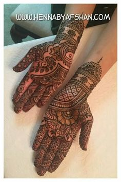 . Hena Designs, Henna Designs Easy, Mehndi Designs For Hands, Henna Tattoo Designs, Henna Ink, Hand Henna, Henna Hands, Mehndi Design Pictures, Mehndi Images