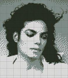 Gallery.ru / Фото #44 - Майкл Джексон (схемы) - Olgakam