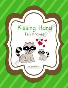 Ten Frame freebie! Check out huge kissing hand station freebie as well : )