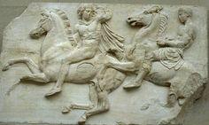 Fregi del Partenone - British Museum