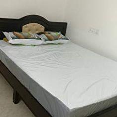 Wake-Fit Orthopaedic Memory Foam Mattress(78 * 60 * 6inch): Amazon.in: Home & Kitchen Foam Mattress, Bluetooth Headphones, Bed Sizes, Queen Beds, Home Kitchens, Memory Foam, Ear, Amazon, Furniture