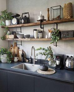 43 The best ideas for neutral kitchen design ideas, ., 43 The best ideas for neutral kitchen design ideas, # for Kitchen Interior, Kitchen Design Small, Small Kitchen, Kitchen Remodel, Kitchen Decor, Home Kitchens, Kitchen Sets, Kitchen Renovation, Kitchen Design