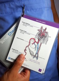 These ScrubCheats are AMAZING. It comes with 50 Laminated Nursing Reference Cards (4X6 Fits in Scrub Pocket)  and covers topics in MedSurg, Critical Care, Pharmacology, OB/Peds, Respiratory, Cardiac.  They are great for a new nurse, nursing student, or anyone wanting to brush up on their nursing facts.  PIN NOW!  #affiliatelink