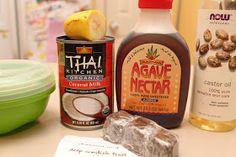 The Good Hair Blog: Anita Grant's Rhassoul Deep Condish Cube DC Recipe