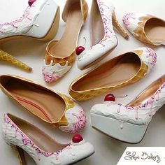 Bakery shoes