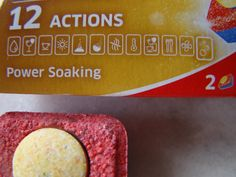 SOMAT - 12 actiuni si 0% fosfati intr-o singura pastila ce face minuni. Tu ai incercat-o? #buzzsomat