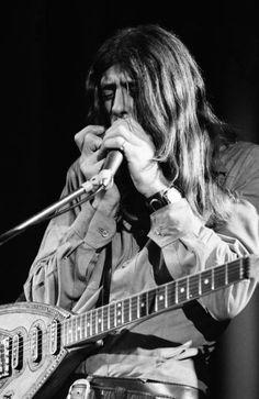 John Mayall, 1970: Jan Persson.