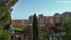 El Ayuntamiento, el Puerto de Málaga, la Plaza de Toros y la Alcazaba son algunas de las maravillas que podrás contemplar desde aquí.