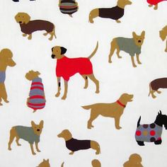 Only Oilcloths is proud do sell Top Dog Cinnamon Gloss Oilcloth in our store. Making a great present that is sure to bring a smile to their face.