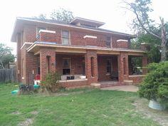 The Ellis House: Historic House in Abilene Texas built in 1928