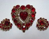 Etsy treasury of all red jewels...ravishing!