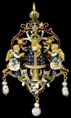 A Treasure Trove: Enameled Jewels from 1550-1700, April 8, 2013