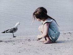 Making friends...*