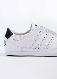 9aed9bfd753a7 Y3   Adidas - Yohji Yamamoto Honja Classic - White