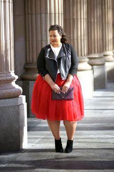 Petite curvy fashion
