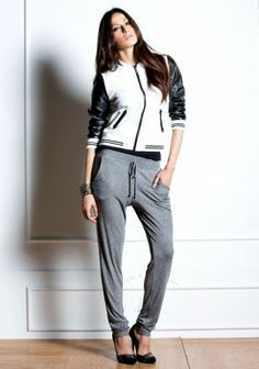 47 meilleures images du tableau look sportswear chic  2b6b5de085b