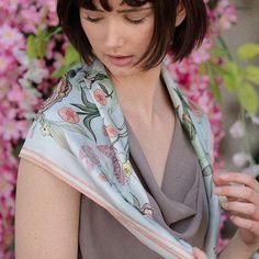 Katie Craven (@katiecravenuk) • Instagram photos and videos Scarf Design, Silk Scarves, Fashion Brand, Photo And Video, Videos, Photos, Instagram, Fashion Branding, Pictures