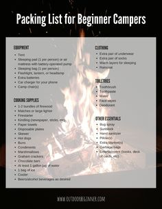 What to pack your first time camping. Use this simple packing list to make sure you have all the basics for your first camping trip, but nothing you don't need. (Camping Hacks For Dogs) Camping Diy, Retro Camping, Camping Packing, Camping Guide, Camping Outfits, Camping With Kids, Family Camping, Camping Gear, Outdoor Camping