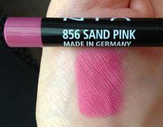 NYX Lip Liner Sand Pink