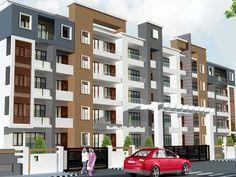 Sri Vandana Sai Nivas by A R Signature Infra Pvt. Ltd. – 2BHK & 3BHK Residential Apartments/Flats in Bannerghatta Road, Bangalore. Rs. 45.1L – 62.8L