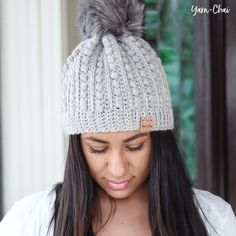 The Malia Beanie | Little Monkeys Crochet