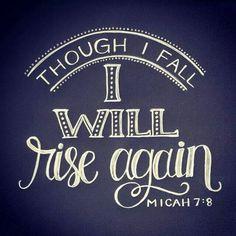 Micah 7:8 ριntєrєѕt: ❁pinkandvelvet❁| IG: @officialpinkandvelvet PINKANDVELVET.com #PINKANDVELVET
