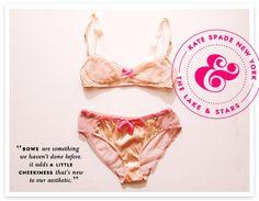 Kate Spade + The Lake & Stars collaboration