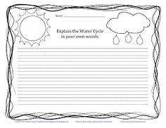Mrs. Lirette's Learning Detectives: Water Cycle: Activities, Resources, and a Freebie!
