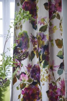 if ever a fabric collection can evoke the memories, this one from Designers Guild certainly can. It's new for Autumn, and Tricia Guild has worked her magic in conveying so well the vibrancy and colours of India