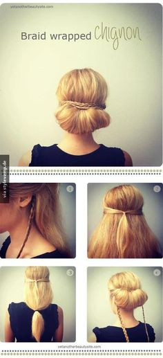 Braid Wrapped
