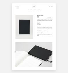 Projekt strony www dla Studio of Basic Design.