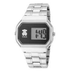 25bc6e26055 reloj d-bear plata - Buscar con Google Cool Watches