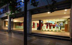 Ideas de #Tienda, estilo #Contemporaneo color  #Gris,  #Gris, diseñado por Oficina910  #CajonDeIdeas