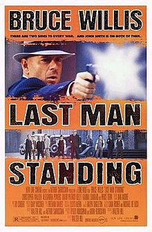 """""""Last Man Standing"""" - produced and directed by MSU alumnus Walter Hill"""