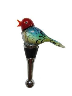 Wine Stoppers - Bird Design Wine Bottle Stopper 41 *** Read more at the image link.