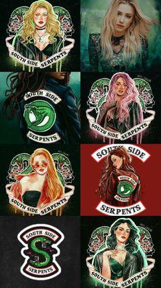 Fondo de pantalla de Serpentes do Sul - riverdale - Riverdale Tumblr, Riverdale Poster, Riverdale Netflix, Riverdale Quotes, Riverdale Cheryl, Bughead Riverdale, Riverdale Funny, Riverdale Veronica, Riverdale Wallpaper Iphone
